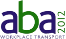 ABA 2012 Workplace Transport Logo