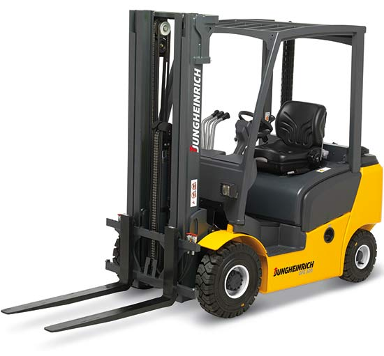 Forklift Training Course in Kent
