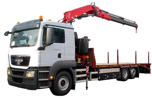 Lorry Mounted Crane - HIAB Course