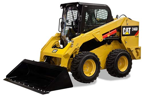 Skid-steer loader courses